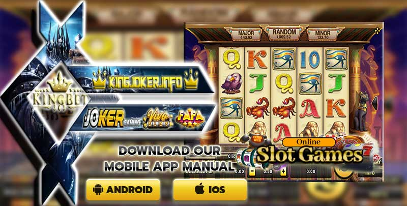 Link Alternatif Joker123 Agen Slot Online