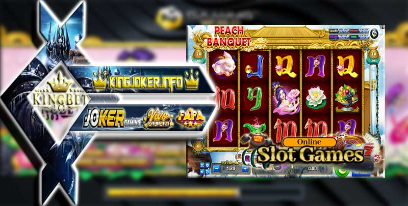 Slot Joker Gaming Main Mesin Peach Banquet Profit Banyak?